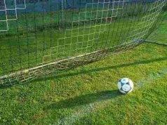 bimba porta da calcio