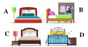 Quale letto preferisci?