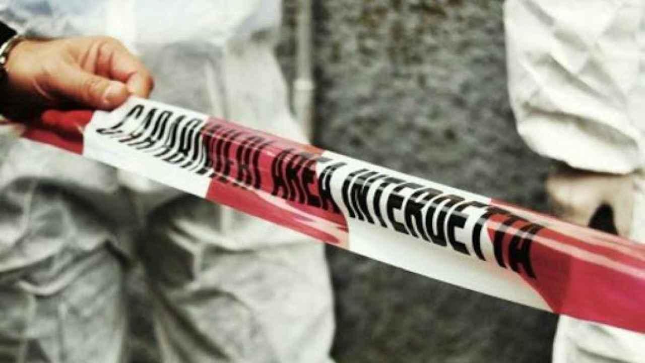 omicidio suicidio portici