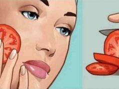 Il pomodoro sul volto contro l'acne