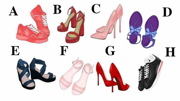 quale modello scarpa ti piace