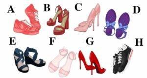 Quale scarpa preferisci