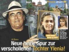 Ylenia Carrisi, la rivelazione del giornale tedesco