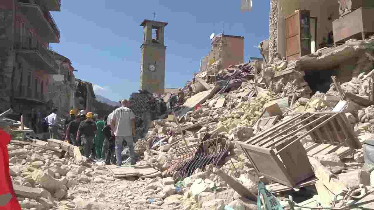 Amatrice, dopo 4 anni dal sisma la zona colpita resta disabitata