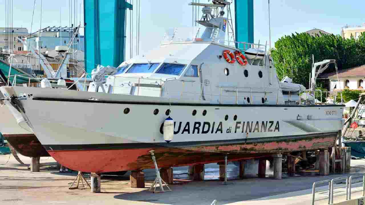 Lampedusa peschereccio