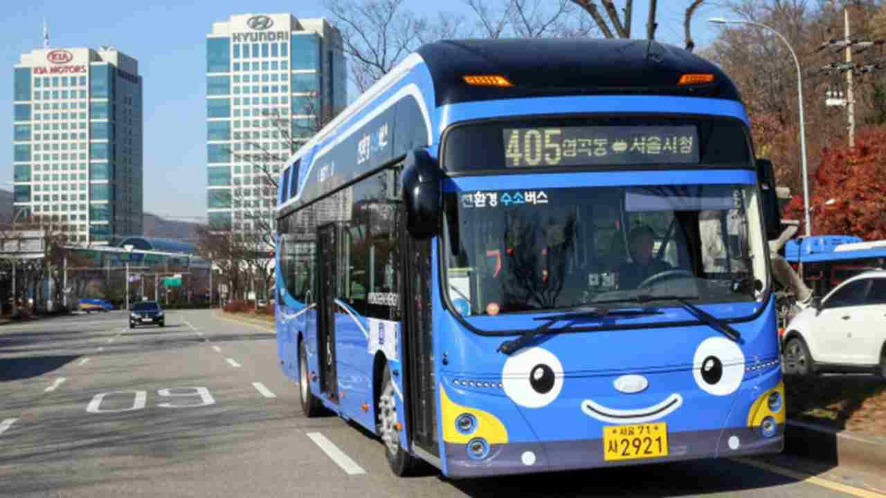 autobus korea addio diesel