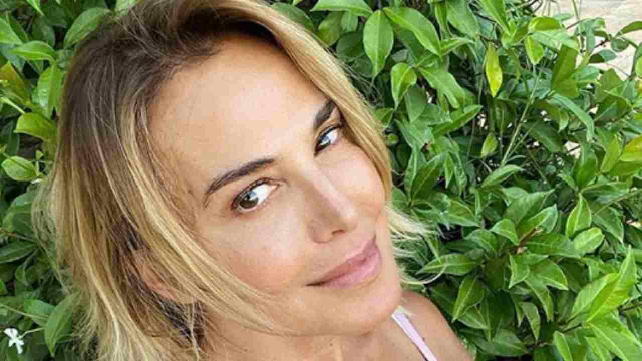 Barbara D'Urso nuda letto fidanzato