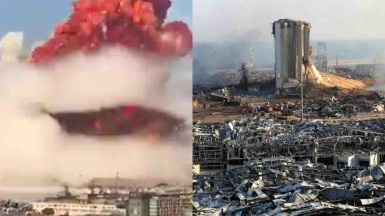 Beirut in rivolta