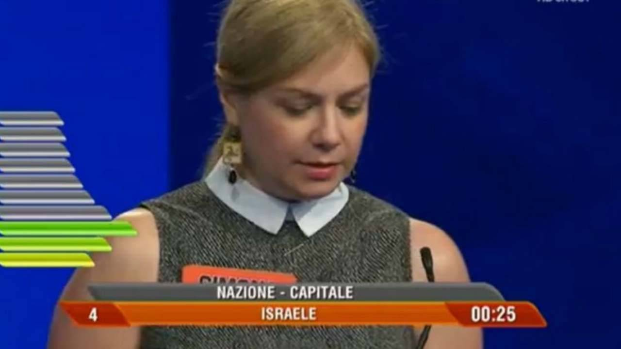Caso capitale d'israele l'eredità