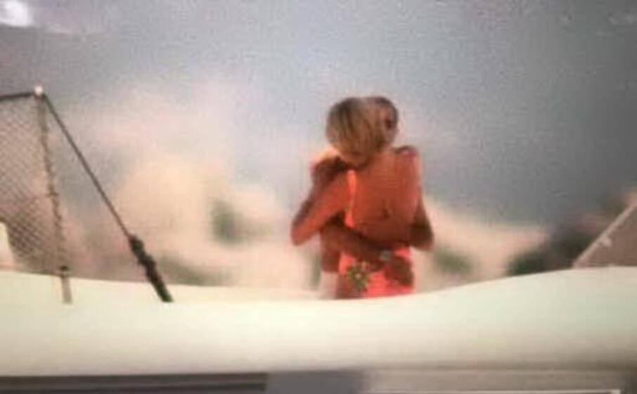 Diana dodi al fayed 1997 sardegna agosto bacio