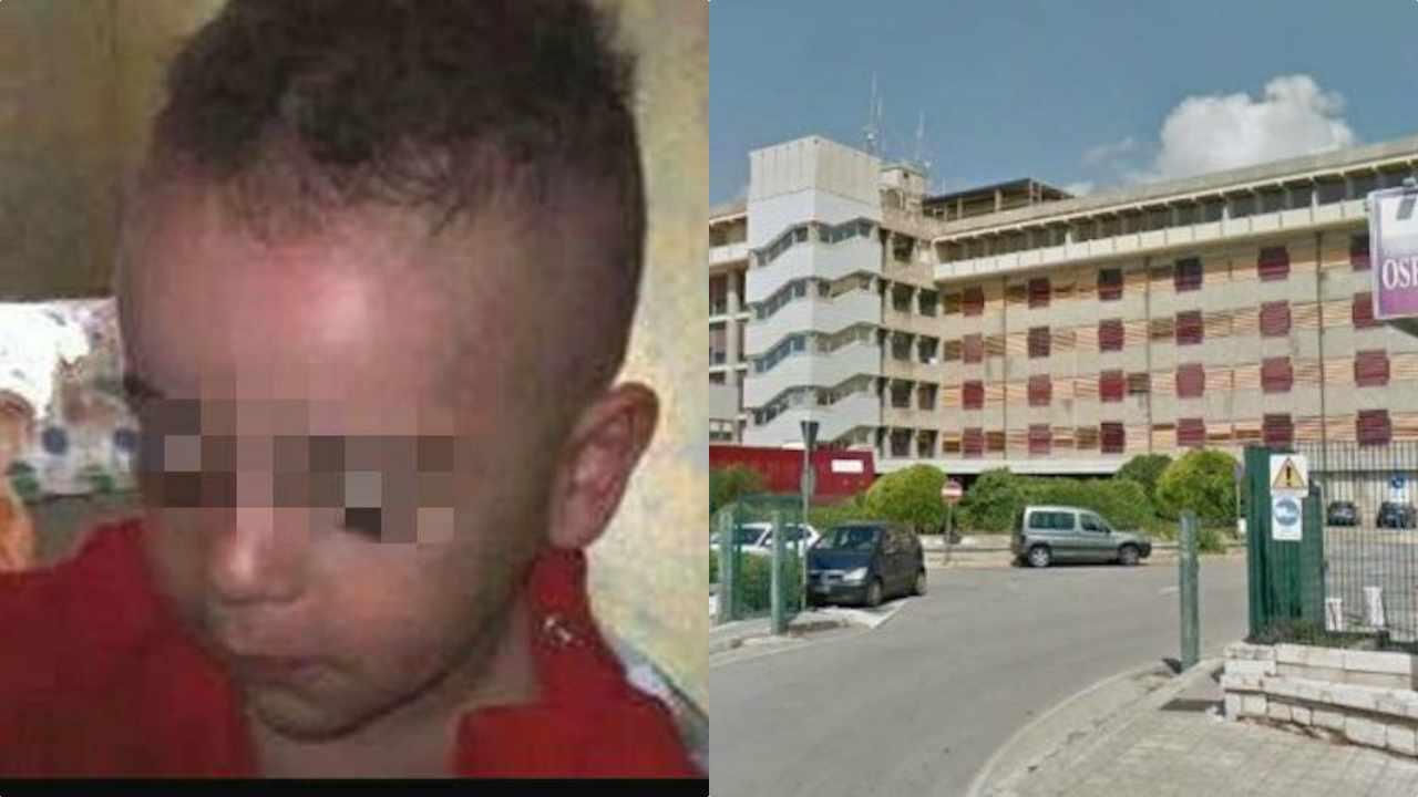 Bimbo ucciso di botte a Modica: accuse del papà