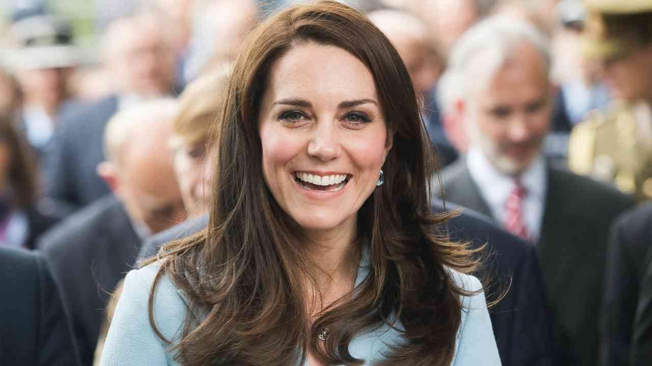Kate Middleton incinta 4 figlio