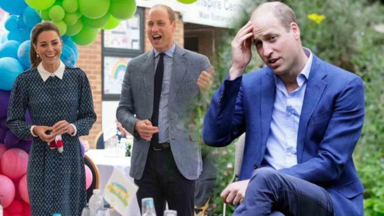 Kate Middleton incinta William