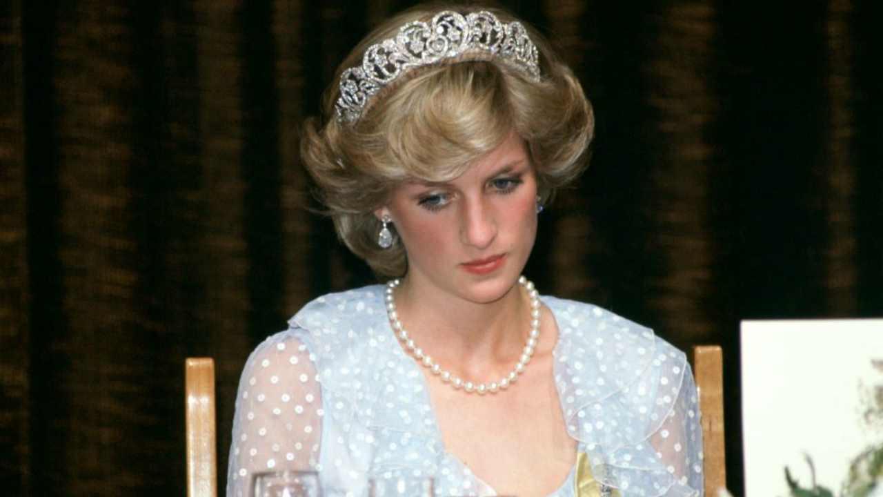 Lady Diana bulimia
