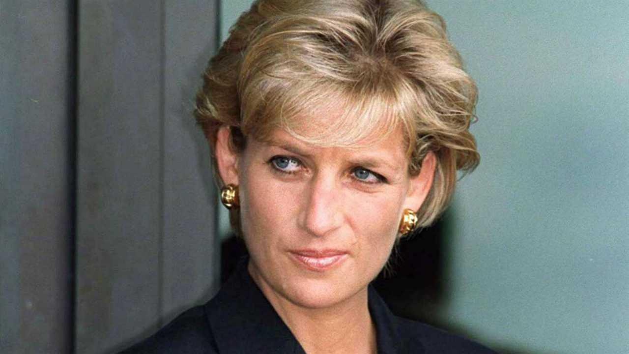 Lady Diana sangue morte