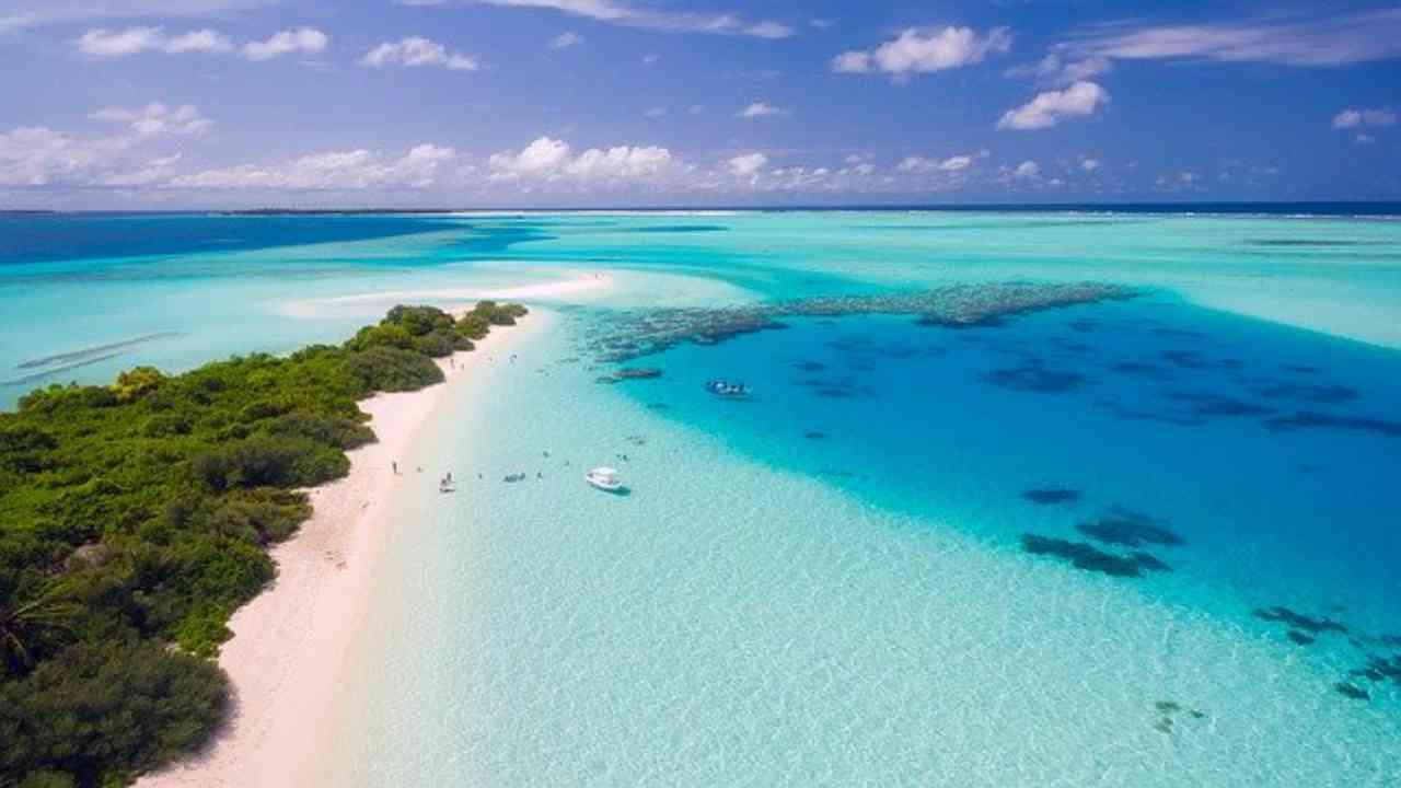 Maldive microplastiche