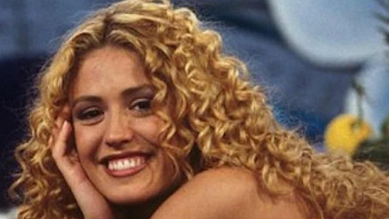 Marina Graziani velina striscia la notizia trasformazione oggi
