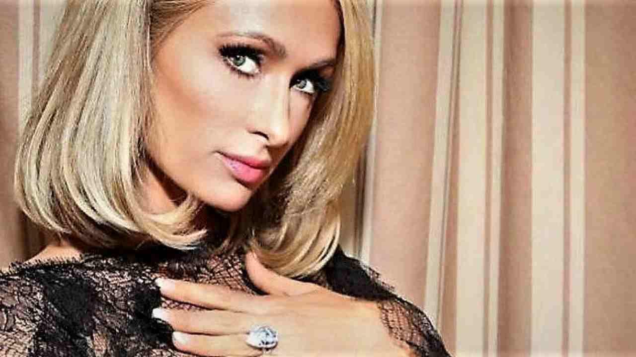 Paris Hilton confessione