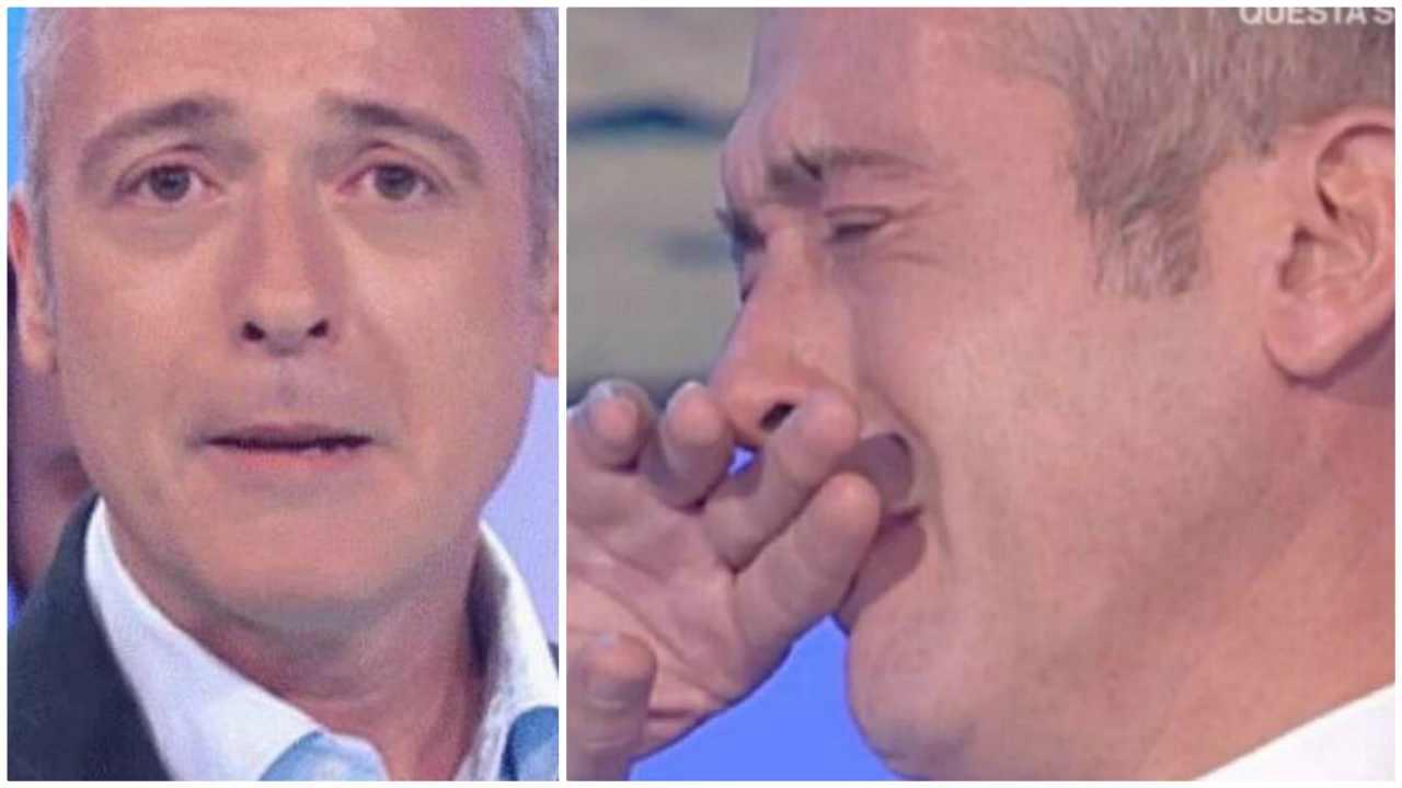 Pierluigi Diaco dramma choc