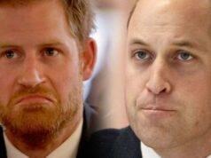 Principe Harry frasi choc William