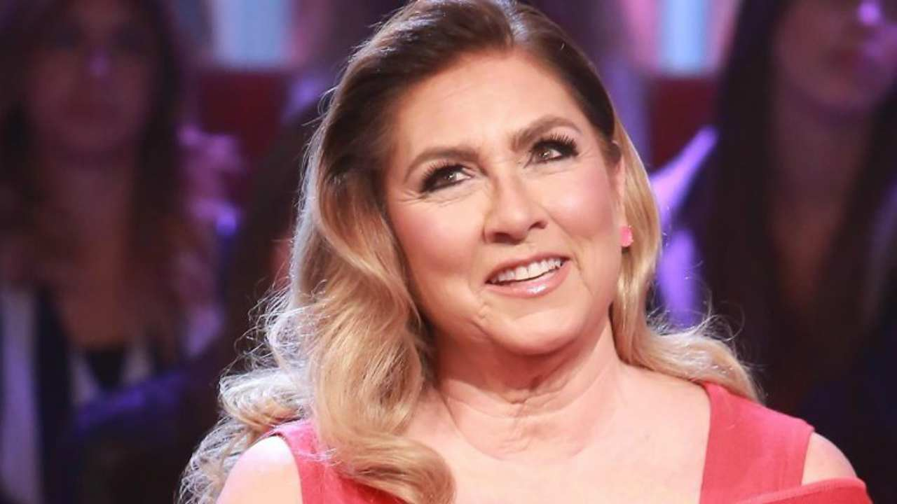 Romina Power look mai visto