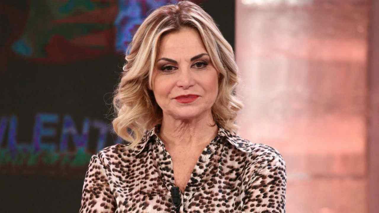 Simona Ventura scatto hot