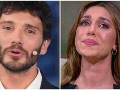 Stefano De Martino Castrocaro 2020 manca Belen