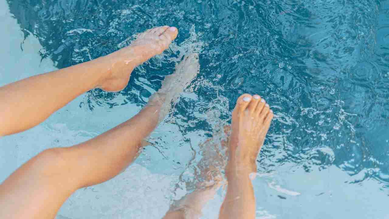 come evitare infezioni in piscina