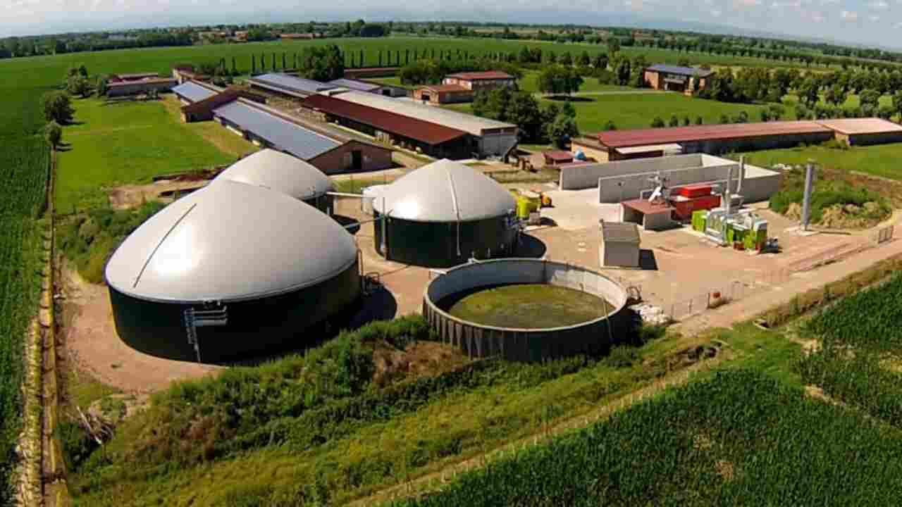 biogas gnl
