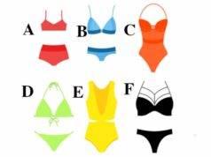 Test: quale costume da bagno preferisci