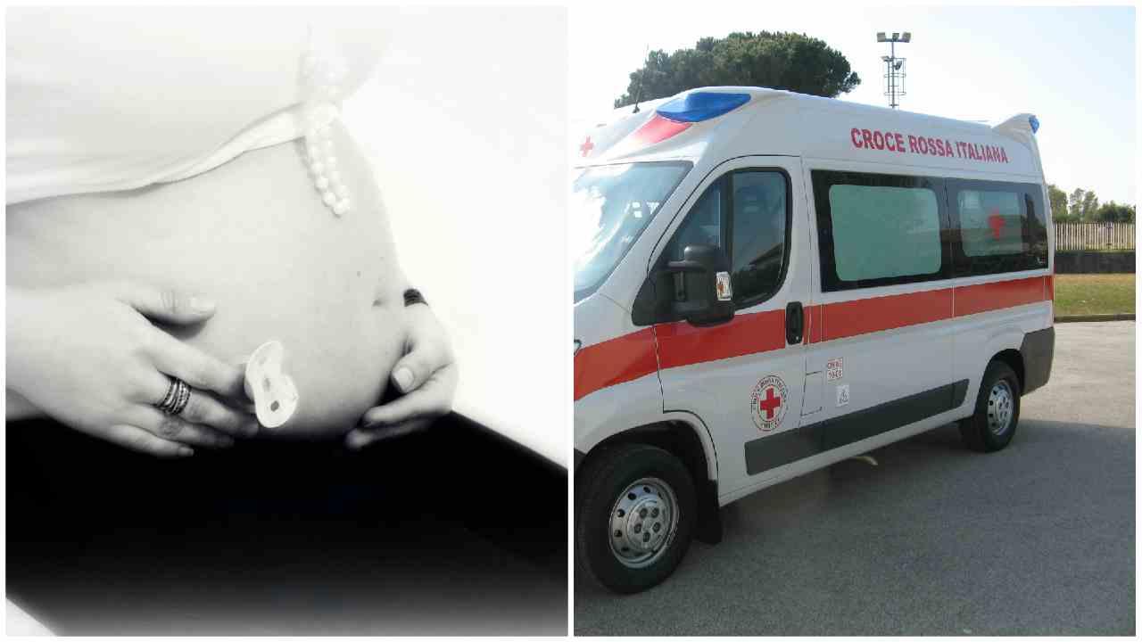donna incinta morta Cosenza
