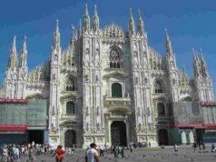 armato di coltello prende ostaggio vigilante del Duomo