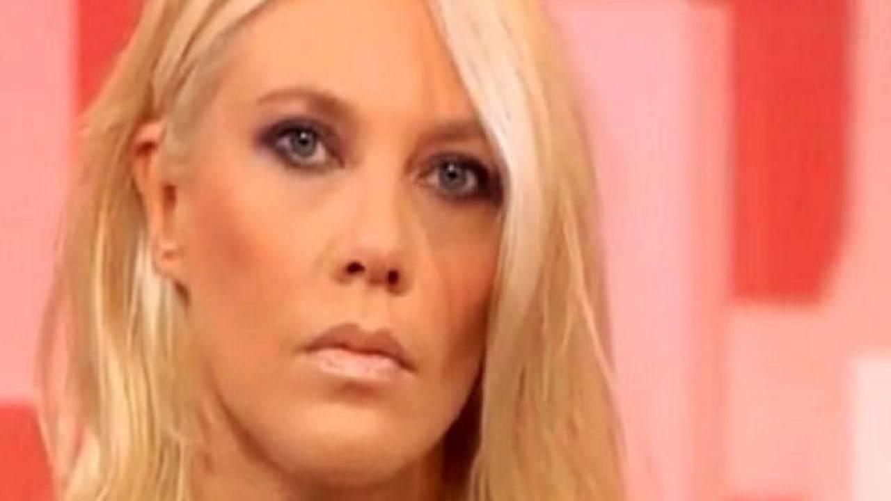 Eleonora Daniele lacrime
