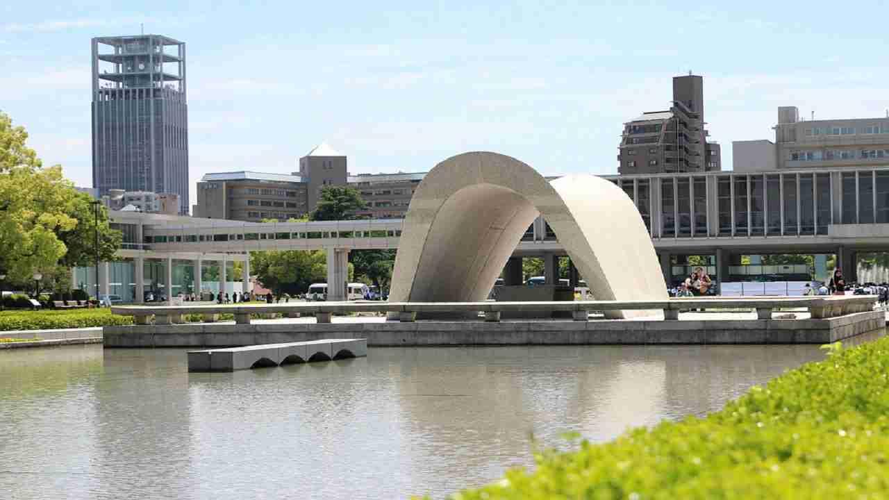 Hiroshima commemorazione