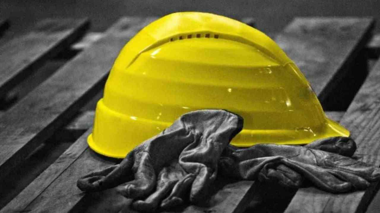 incidente sul lavoro a Capua