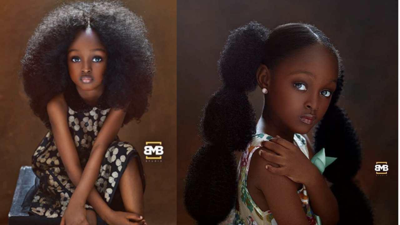 jare bambina più bella del mondo