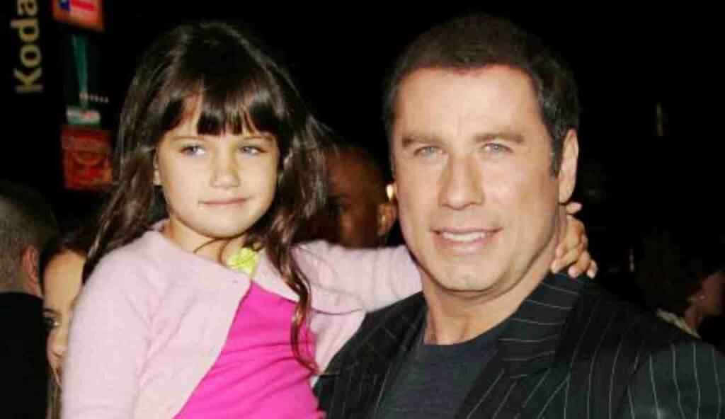 John Travolta, la figlia Ella Blue è cresciuta ed è bellissima