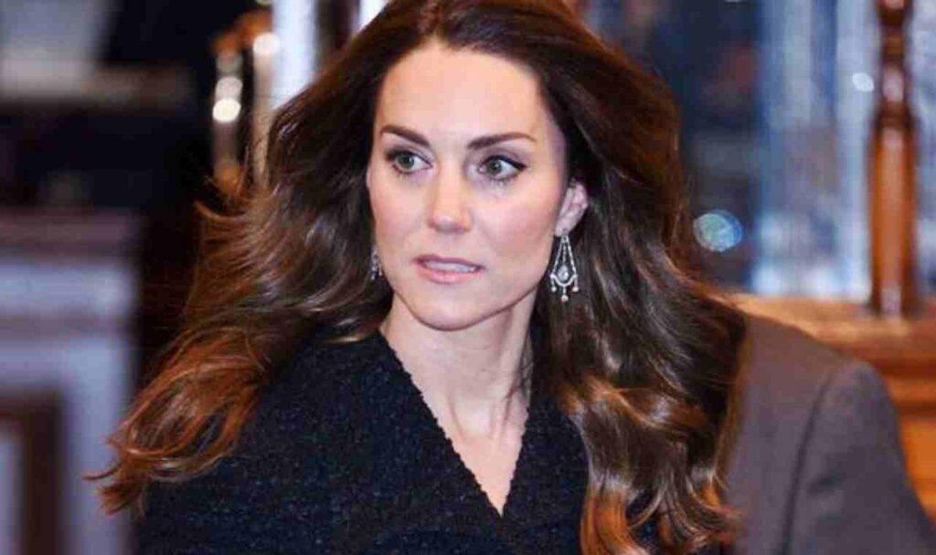 Kate Middleton lo straziante dolore