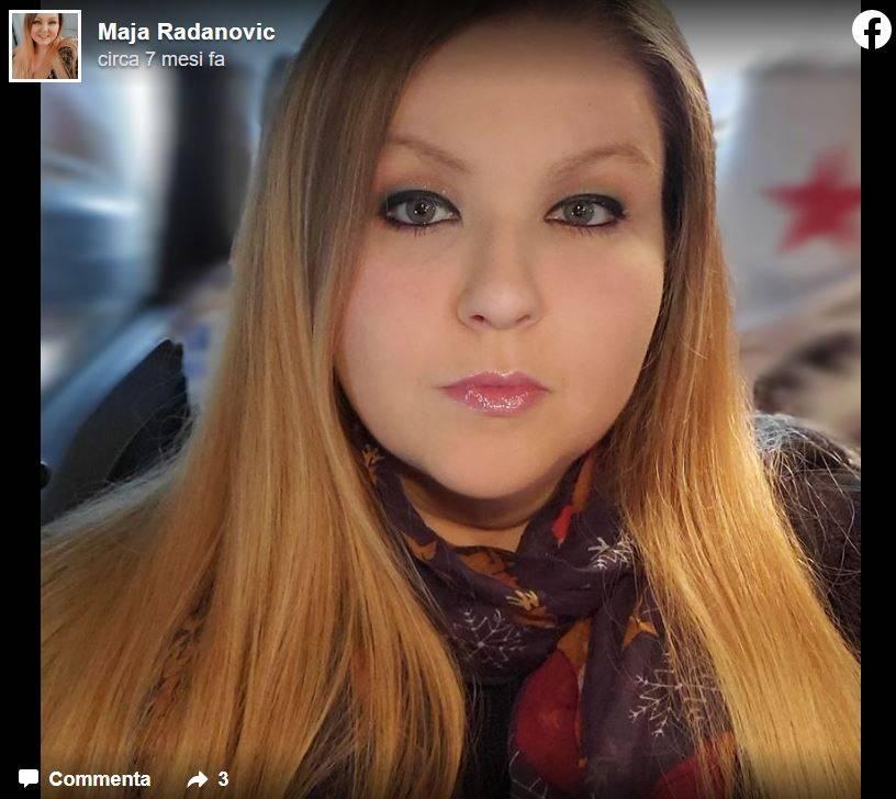 Vite al limite, la storia del dimagrimento di Maja Radanovic