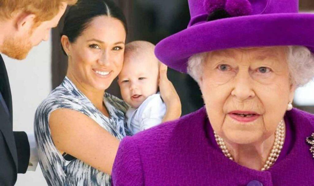 Regina Elisabetta non vedrà il piccolo Archie: lo sgarro