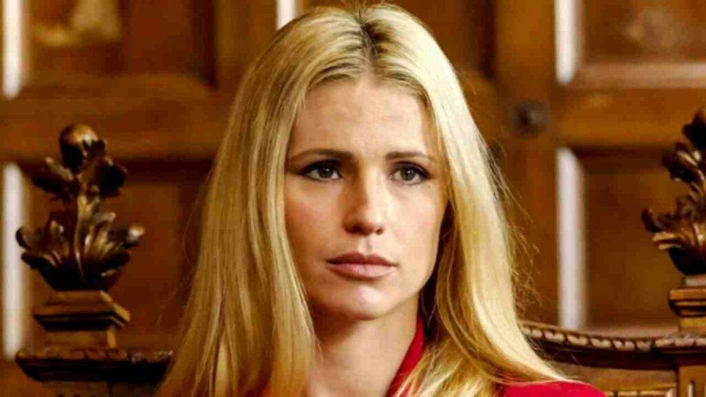 Michelle Hunziker in una zona protetta? Indaga la capitaneria