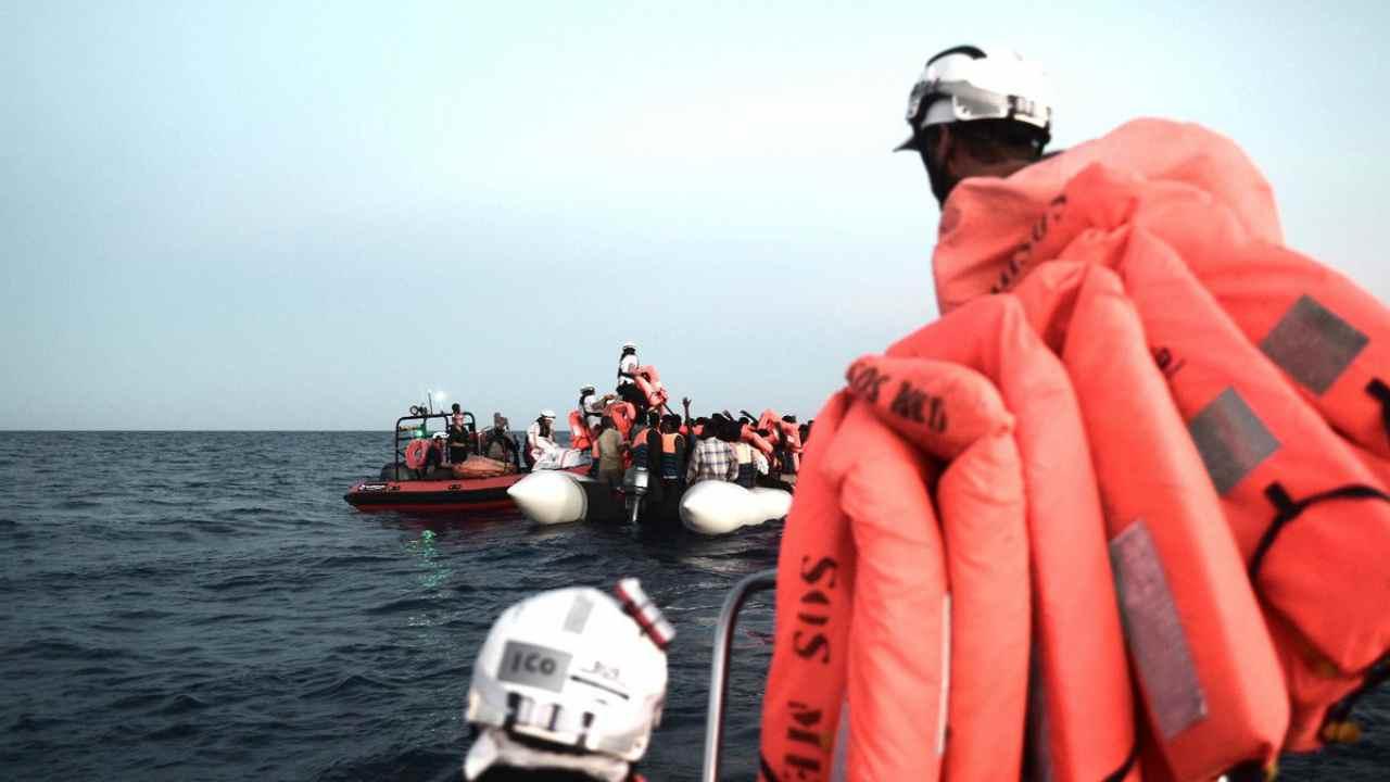 nuovi sbarchi di migranti