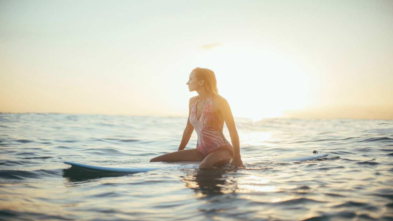 come godersi il mare col ciclo mestruale