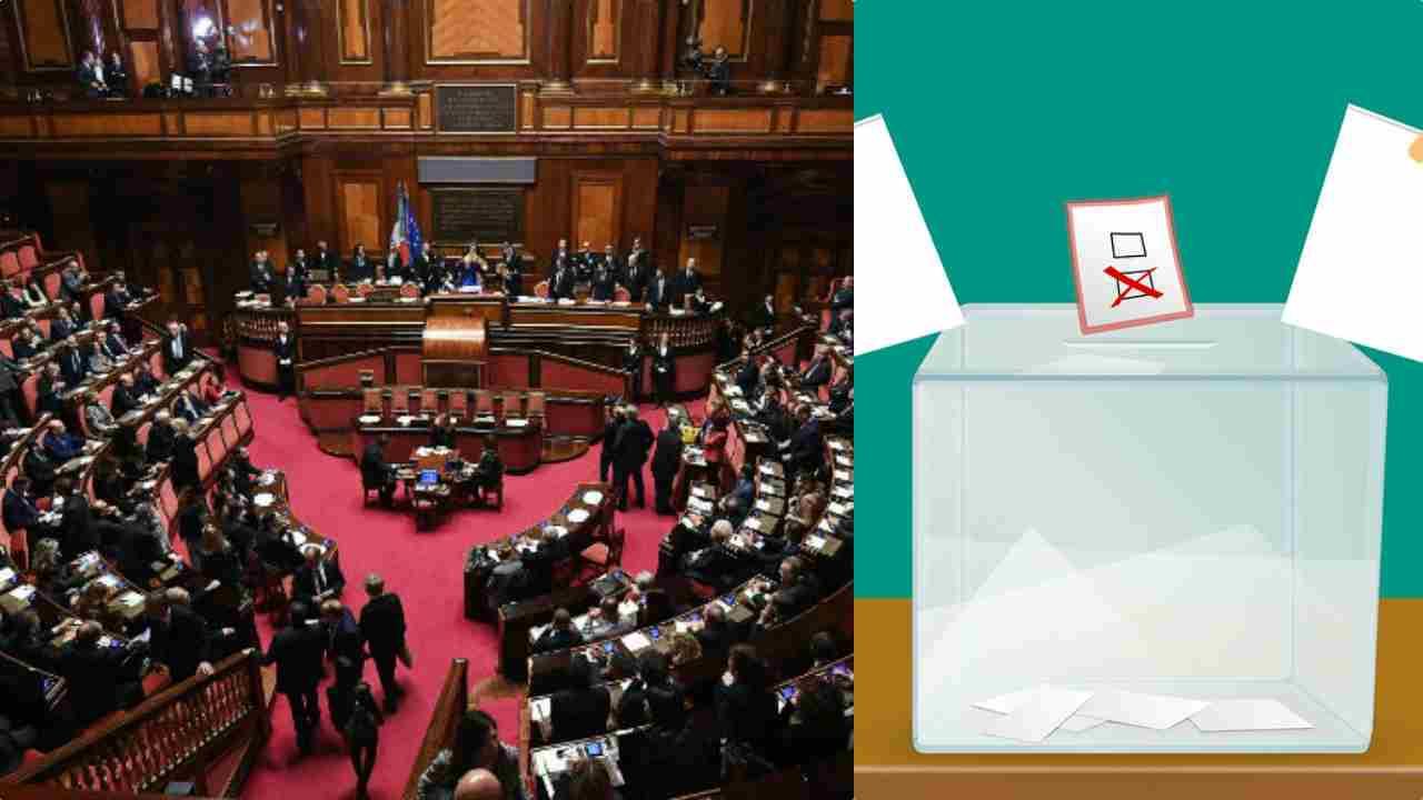 Taglio parlamentari, referendum di settembre sondaggi