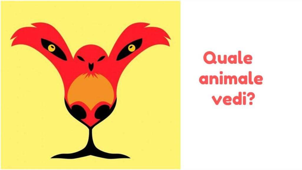 Test_Quale animale vedi?