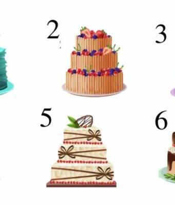 Test: qual è la torta che ti piace: ecco cosa rivela