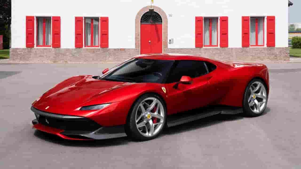 utili Ferrari
