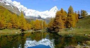valle d'Aosta microplastiche