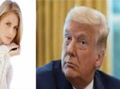 Amy Dorris accusa Tump di molestie sessuali