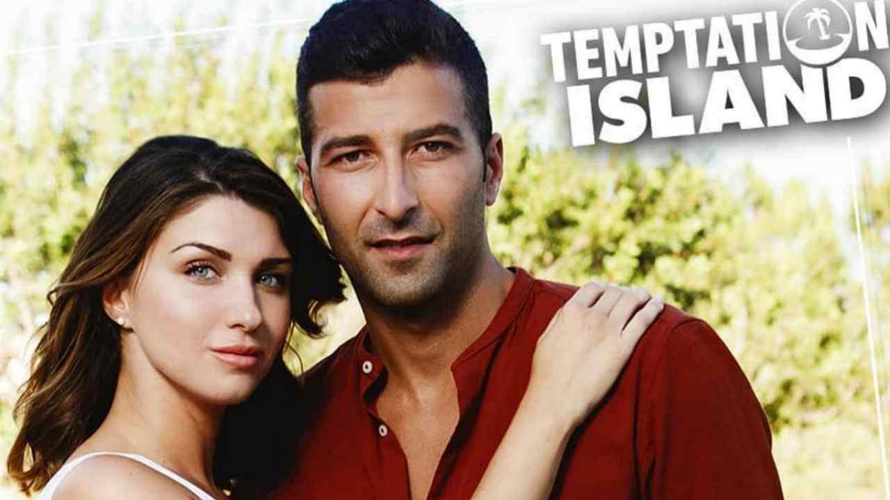 Anna Gennaro Temptation Island